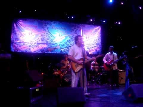 Todd Sharpville last night Jam Bluescruise Jan 09