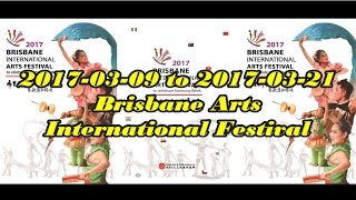 2017-03-20 {Magazine & Program} Brisbane Arts International Festival