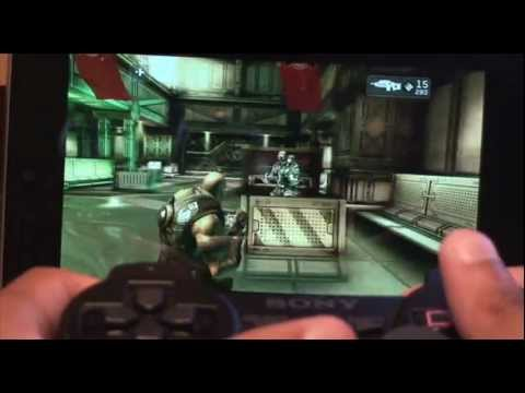 How to Setup PS3 Controller with Nexus 7 for GTA, Dead Trigger, ShadowGun