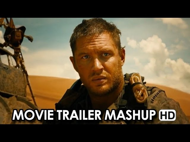 I Migliori Film del 2015 - Movie Trailer Mashup HD