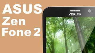 Видео обзор телефона / смартфона Asus Zenfone 2 ZE551ML