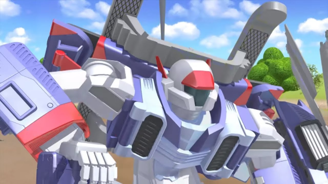 Тоботы 4 сезон - Новые серии - 5 Серия | Мультики про роботов трансформеров
