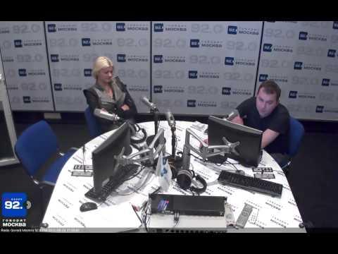 """Ирина Круг на радио """"Говорит Москва""""-  Ч.2."""