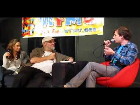 Jeffrey Lewis Work in Progress Upright Citizens Brigade Theatre WFMU