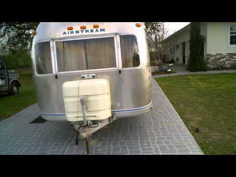 "AIRSTREAM 1976-25ft-Land Yacht-Tradewind-Classic Vintage Caravan-""FOR SALE"" FLORIDA"