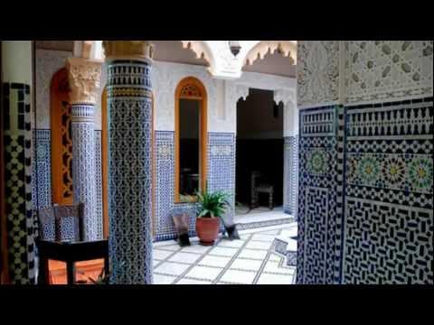 Riad Rabat Maroc Riad Sidi Fatah Riad Rabat
