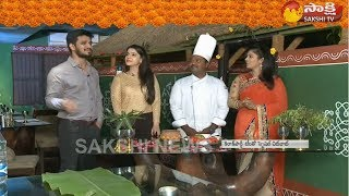 Ugadi Special Chit Chat with Kirrak Party Movie Team | | Sakshi TV