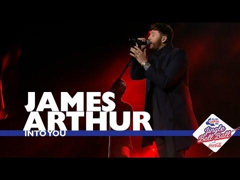 James Arthur - 'Into You/Ignition' (Live At Capital's Jingle Bell Ball 2016)