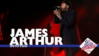 download lagu James Arthur - 'into You/ignition' Live At Capital's Jingle gratis