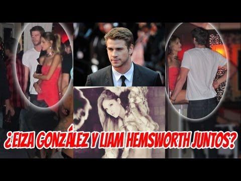 ¿Eiza González y Liam Hemsworth JUNTOS?