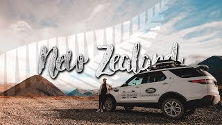 Ultimate New Zealand road trip! | Land Rover