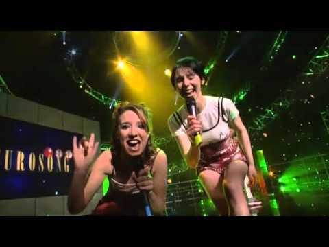 K3 Eurosong 1999 aller eerste optreden