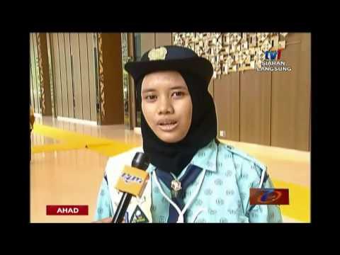 SPM - BINGKISAN SAMBUTAN ULANG TAHUN KE-100  PERSATUAN PANDU PUTERI MALAYSIA [19 JUN 2016]