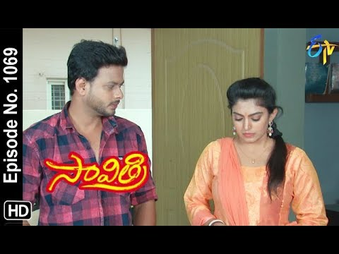 Savithri | 3rd  September 2018 | Full Episode No 1069 | ETV Telugu