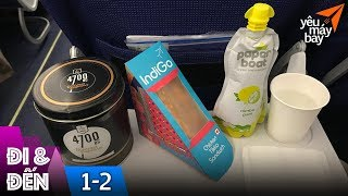 ĐI&ĐẾN #1: ẤN ĐỘ #2: Bay hãng hàng không lớn nhất Ấn Độ Indigo, thăm Bồ Đề Đạo Tràng