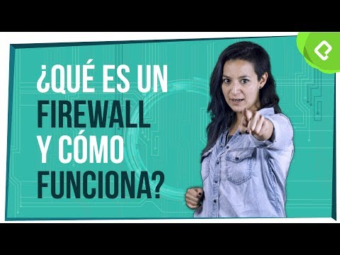 ¿Qué es un FIREWALL? | Clase Pública del Curso de Introducción a la Seguridad Informática