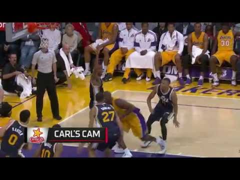 Kobe Bryant's Magical Behind-the-Back Dish to Boozer