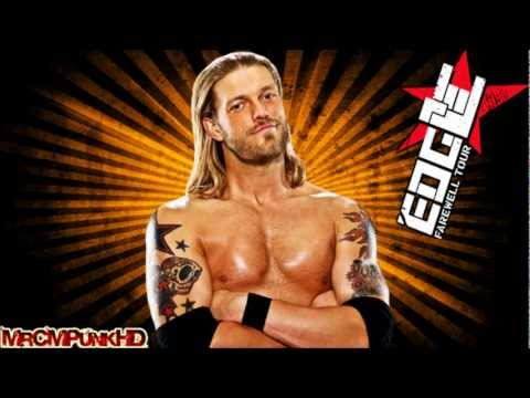 Edge is listed (or ranked) 21 on the list The Best Wrestling Entrance Songs