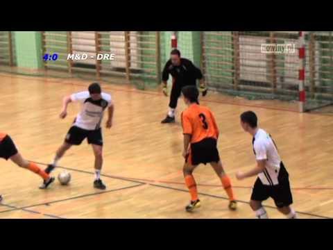 Futsal: Halowa Liga Piłki Nożnej Racibórz: Marek&Dariusz Metallbau GmbH - Dream Team