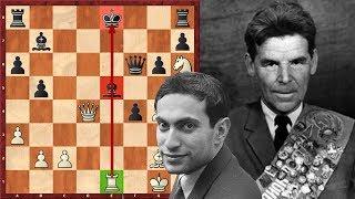 Nezhmetdinov vs Tal: Clash Of Greatest Chess Attackers