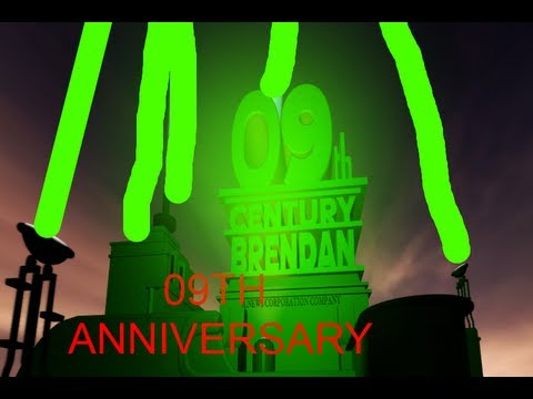 09th Century Brendan 09th Anniversary [20th Century Fox 70th Anniversary] Blender video