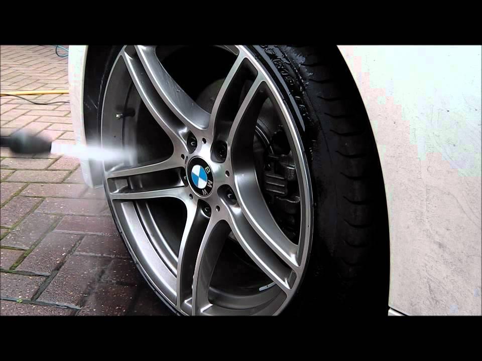 Ceramic Wheel Coating Youtube