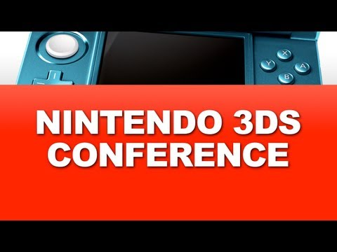 Nintendo 3DS Conference on December 27th in Japan