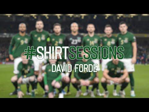 #ShirtSessions | David Forde
