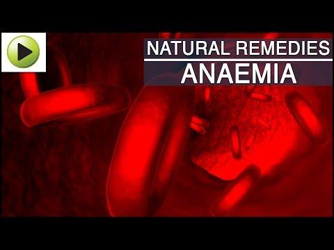 Anaemia - Natural Ayurvedic Home Remedies