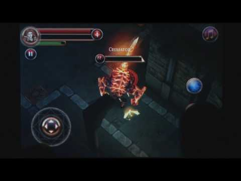 Dungeon Hunter iPhone Gameplay Video Review - AppSpy.com
