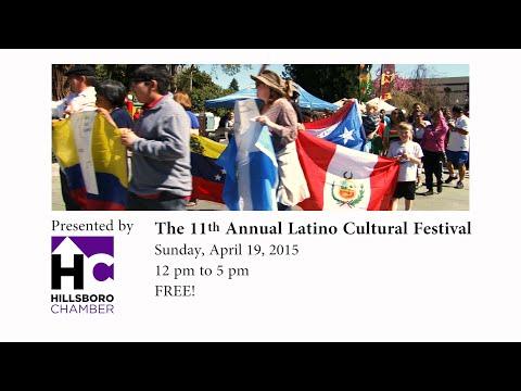 2015 Latino Cultural Festival PROMO ENGLISH