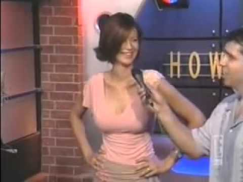 Catherine Bell Proves Tits Are Real On Howard Stern 113