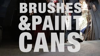 ✔  DiResta Jimmy Tips 2: Paint Brushes & Cans
