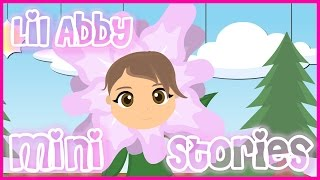 Lessons For Kids । Nursery Rhymes videos । LiLAbby mini stories English