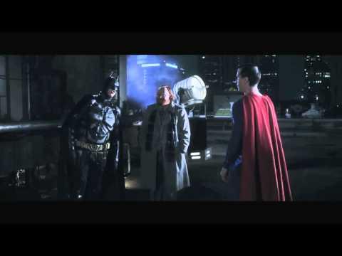 Бэдмен против Супермена Русская озвучка (Студия «Iron Sound») Batman Vs. Superman