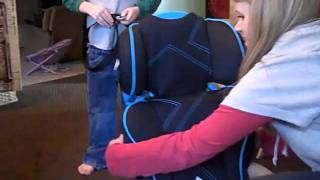 Evenflo AMP Booster Seat Review