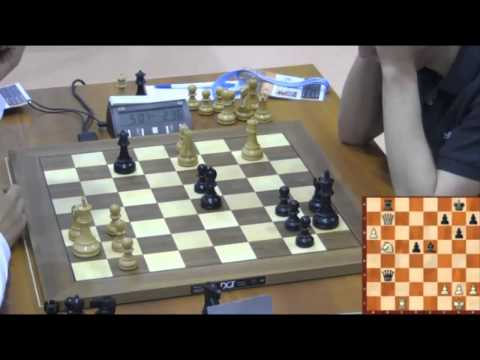 Carlsen vs Caruana - 2014 World Rapid Championship