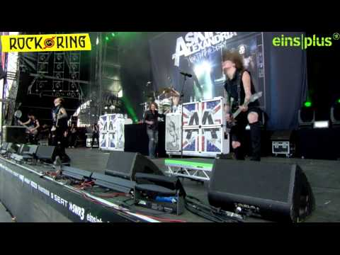 Asking Alexandria - Welcome   Closure (live  Rock Am Ring 2013 07.06) video