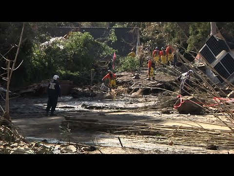 Rescue Crews Still Sifting Through Calif. Rubble