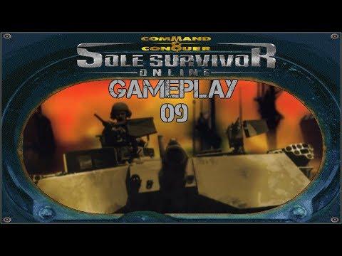 Command & Conquer Sole Survivor Gameplay - Light Tank