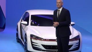Volkswagen Vision GTI Concept Debuts at the LA Auto Show Again