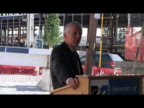 Chancellor Marty Meehan Remarks - UMass Lowell ETIC Beam & Time Capsule Ceremony 3/30/11