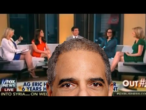 Fox News Leads GOP Bullsh*t Parade Against Eric Holder