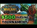 Lagu $500 Classic WoW DUELING TOURNAMENT Announcement  The Classic Cup