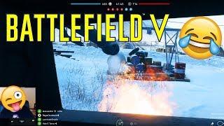 Battlefield V Livestream in 4k on XBox One X / Battlefield 5 Gameplay