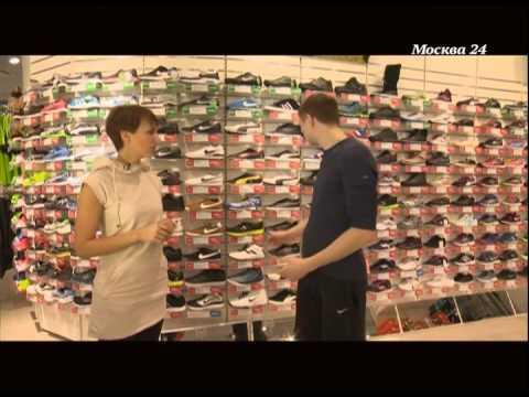 Видео как выбрать кроссовки для фитнеса