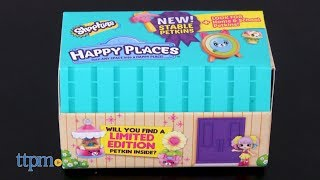 Shopkins Happy Places Season 4 Surprise Packs from Moose Toys