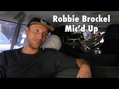 Robbie Brockel Mic'd Up