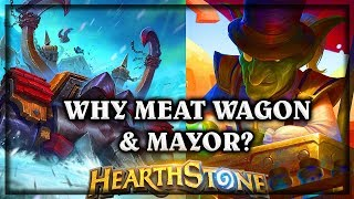 [Hearthstone] MeatWagon & Mayor, Why? ~ Knights of the Frozen Throne Expansion