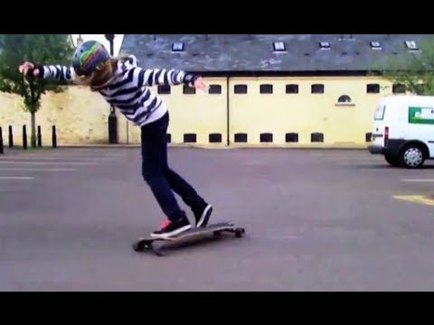 Longboarding: 180 Degrees